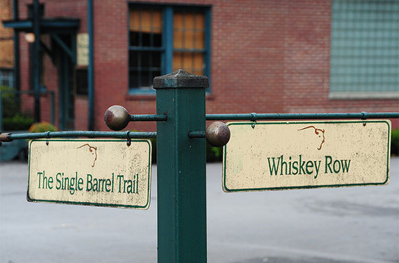Bourbon Trail, Kentucky