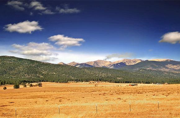 Santa Fe Trail, New Mexico and Colorado