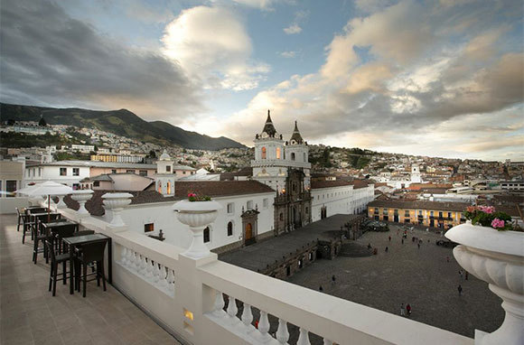 Quito's Old Town Has a Brand-New Face