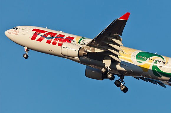 TAM Joins Oneworld Alliance