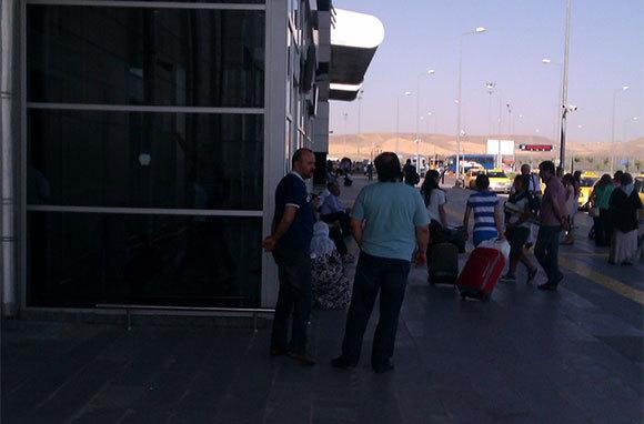 Batman Airport, Turkey