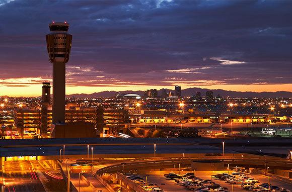 Phoenix Sky Harbor International Airport, Arizona