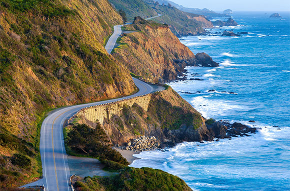 10 Best Summer Drives in America