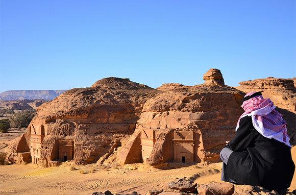 Mada'in Saleh, Saudi Arabia