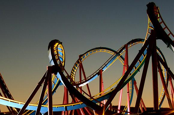 Be a Theme Park VIP