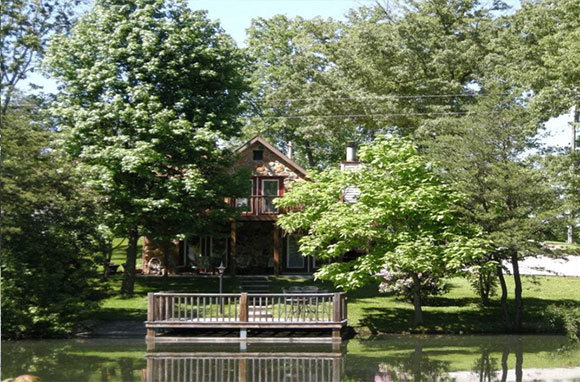 Golden Pond Resort, Monticello, Kentucky