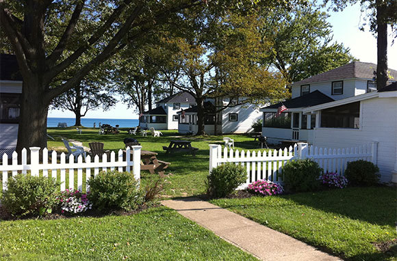 Abigail's Lakeside Cottages, Geneva on the Lake, Ohio
