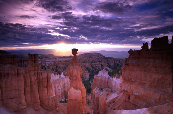 Full-Moon Hiking, Bryce Canyon National Park, Utah