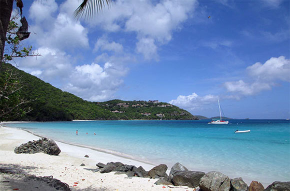 Beaches on St. John