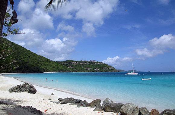 Beaches on St. John