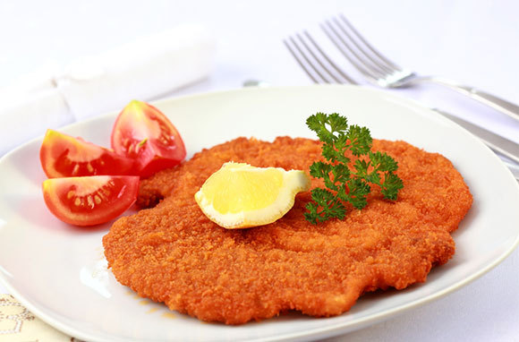 Wiener schnitzel is the national dish of which country?