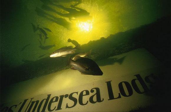 Jules' Undersea Lodge, Florida