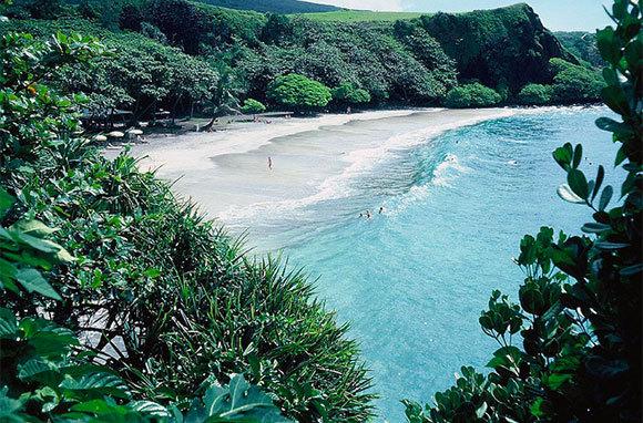 Hamoa Beach, Hawaii