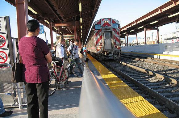 Bikes On Trains