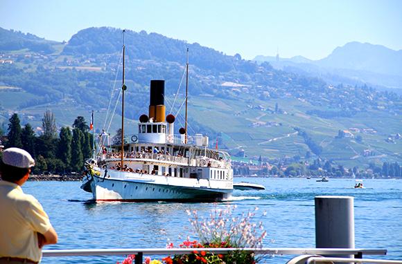 Scenic Boat Trips