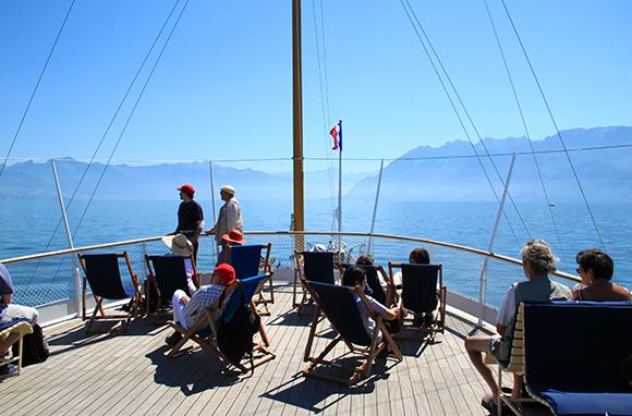 Lake Geneva Boat