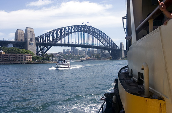 Sydney Harbor Ferry