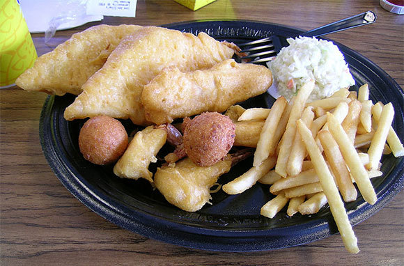 Long John Silver's Big Catch
