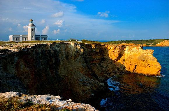 Faro de Los Morrillos, Cabo Rojo, Puerto Rico