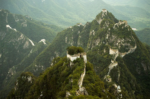 Jiankou Great Wall, Xizhaizi Village, China