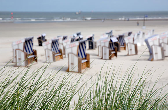 Juist, East Frisian Islands, Germany