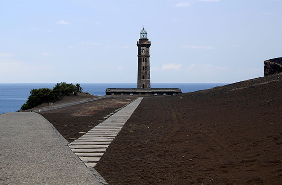 Interpretation Centre Of Capelinhos Volcano