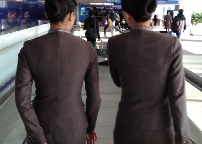 Asiana Attendants Fight for the Right to Wear Pants