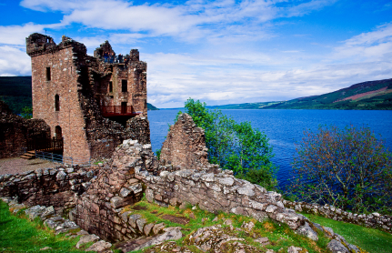 Scotland or Ireland for Under $1,000