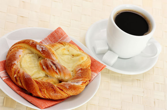 Cheese Danish, Starbucks