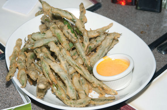 Crispy Green Beans, P.F. Chang's China Bistro