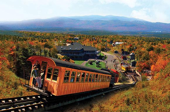 Foliage Train Rides