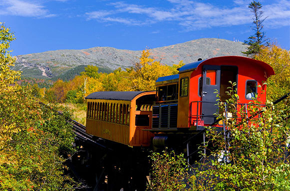 Mt. Washington Cog Railway, Marshfield Station, New Hampshire