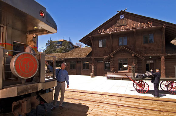 Grand Canyon Railway, Williams, Arizona