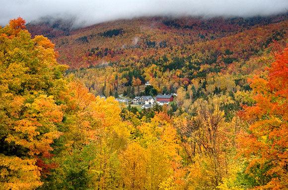 Fall Weekend Trips