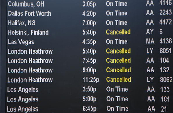 Europe Air-Passenger Rights: Delays and Cancellations