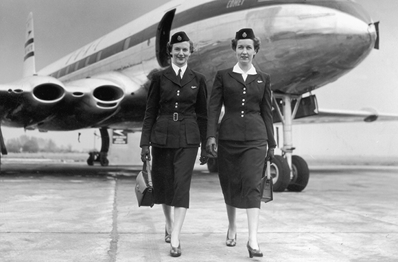 Air-Travel Golden Ages