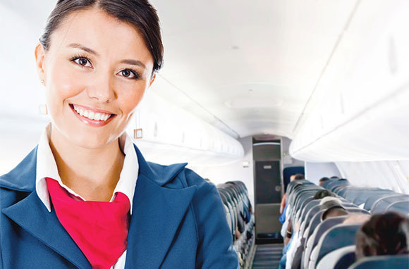 Plead Your Case with the Flight Attendant