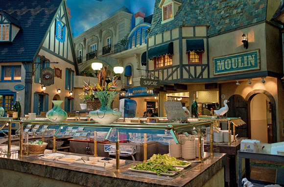 Best Las Vegas Buffet for a Cultural Experience