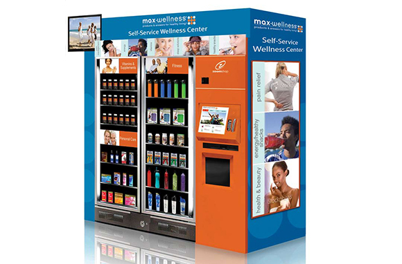Max-Wellness Self-Service Wellness Centers