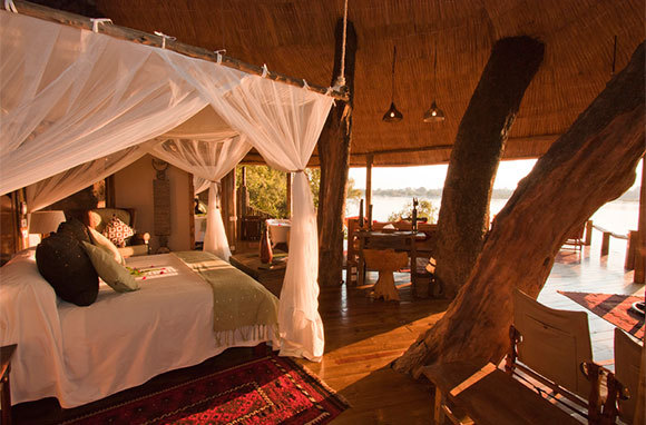 Tree House At Tongabezi, Zambia