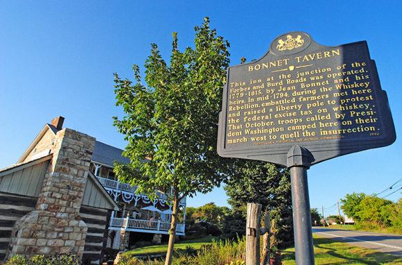Jean Bonnet Tavern, Bedford, Pennsylvania