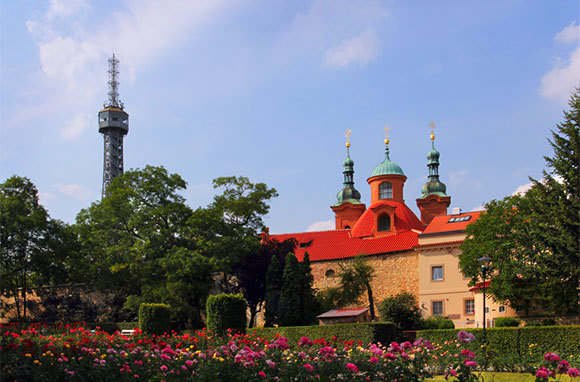 Petrin View Tower, Prague