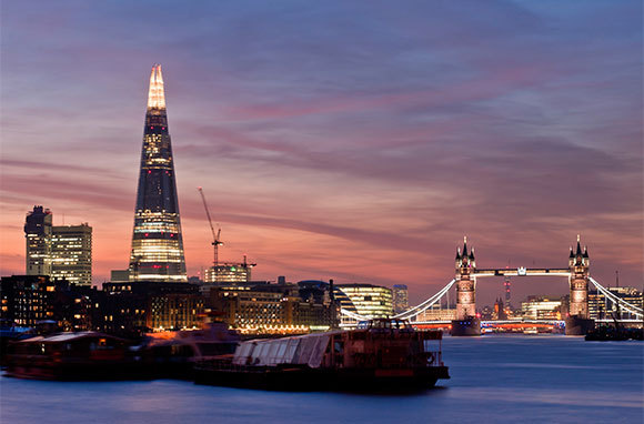 The Shard, England