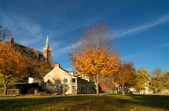 Harpers Ferry National Historical Park, Maryland, Virginia, and West Virginia