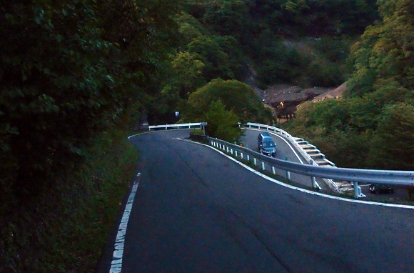 Irohazaka Road, Japan