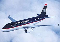 American, US Air Push Merger Through Media