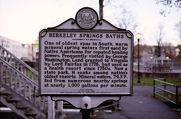 Berkeley Springs, West Virginia