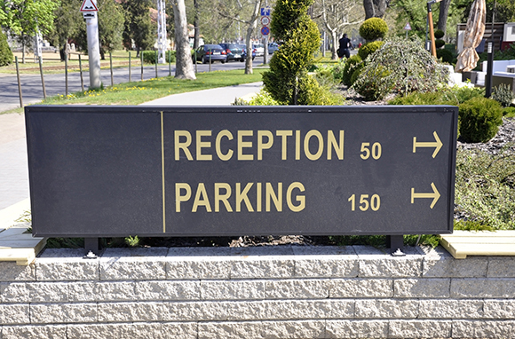 Parking Fees at Suburban Hotels