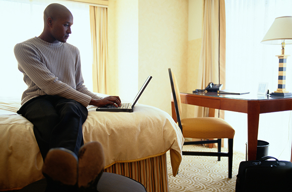 Expensive Wi-Fi Fees at Posh Hotels