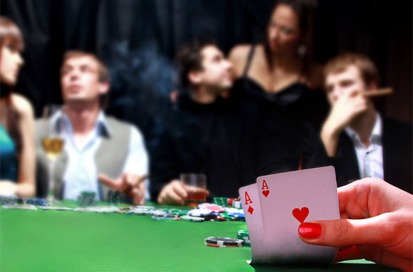 Practice Improper Gambling Etiquette
